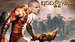 Tyler1 Vs Ares l God Of War Boss Fight