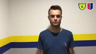21.08.2018 - Intervista a  Daniele Signori