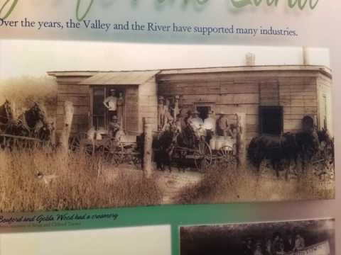 Kickapoo Valley Reserve pt 1, History and People of the River