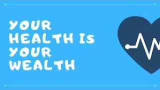 Health Is Wealth | Are You Investing In Your Health? | Thenjiwe TV Talk Show | Lockdown 2020 |