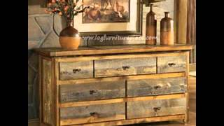 Modern Rustic Furniture Ideas