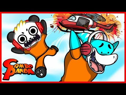 Let's Play Roblox with Big Gil and Combo Panda, Download or