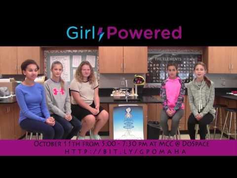 Welcome to the Omaha Girl Powered Eent