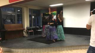Persian Eshveh Dance - Persian Night @ TU Chemnitz (HD)