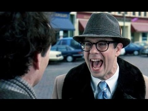 """""""Phil, Phil Connors?!""""  (HD) scene from the movie ' Groundhog Day ' Ned Ryerson bing"""
