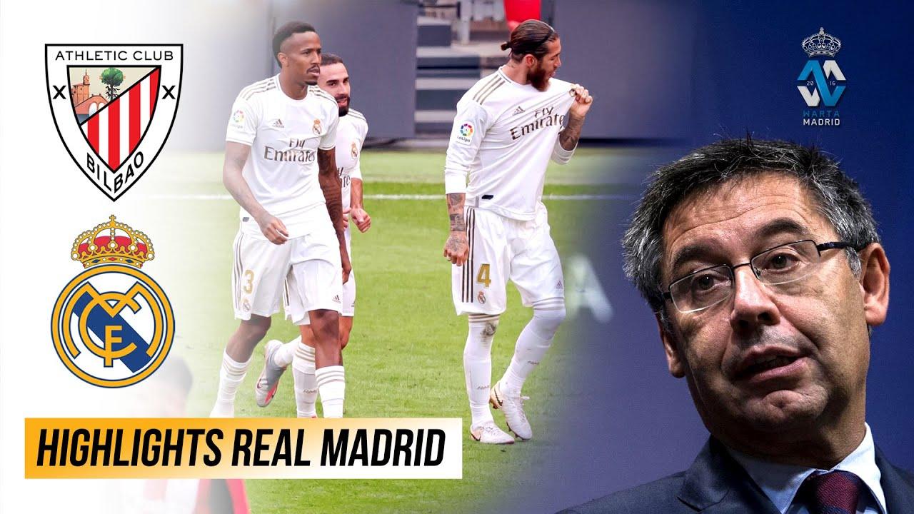 PENALTI LAGI! Real Madrid Disebut Menang Karena Wasit | Bartomeu Menuding VAR Menguntungkan Madrid