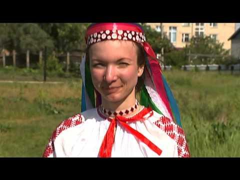 Белорусская вышиванка и символы: особенности девичьего костюма