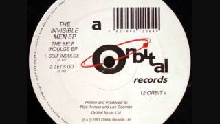 The Invisible Men - Self Indulge