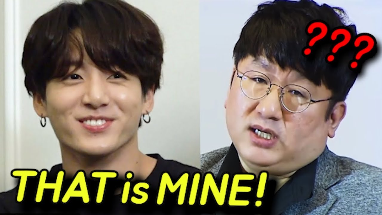 Why Jungkook is Asking Bang PD to Deposit his Copyright Fee..?