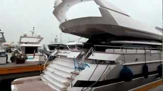 Yacht in vendita - Flying bridge Motoryacht ALEICA Akhir 90