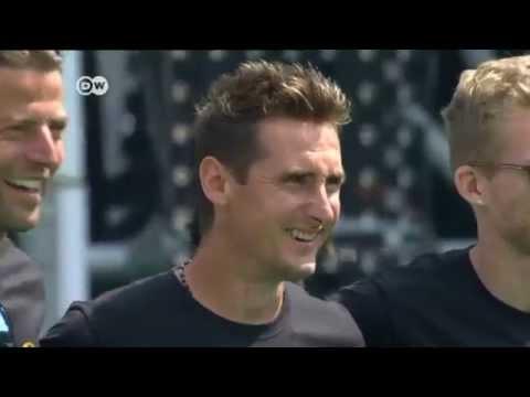 Miro Klose verlässt Nationalmannschaft | Journal