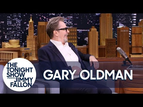 Gary Oldman Does SpotOn Robert De Niro and Christopher Walken Impressions