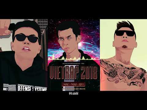 Lee7  VietRap 2018 ft Nah, MAC