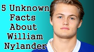 William Nylander/Five Facts You Never Knew