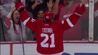 Tomas Tatar Goals (2014-2015)