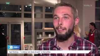 """Agri'Dating : """"L'amour est dans le pré"""" à Versailles"""