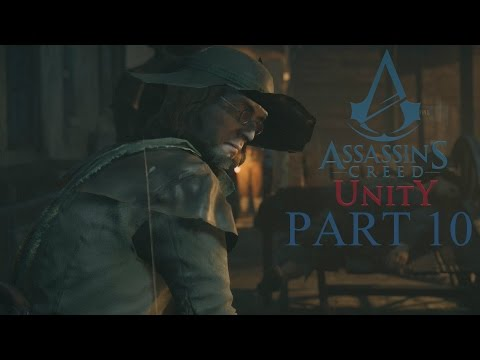 Assassin's Creed Unity - Part 10 - The Kingdom of Beggars - (Sequence 4) (PS4) (1080p)