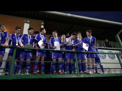 U15 Dinamo Tbilisi 4:3 Yunost Vladikavkaz - Final - 16.03.17