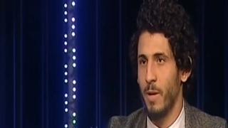 رد ناري من احمد حجازى على الاعلامية بعد وصولهم القاهره فى لقاء خاص تعليق على مباراة مصر والكاميرون