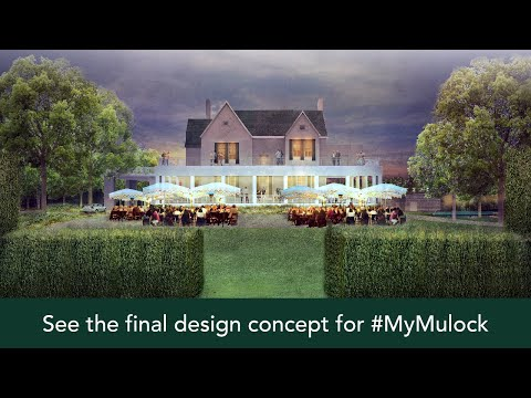Final Design Concept for the Mulock Property