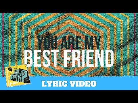 My Best Friend Lyric Video - Hillsong Kids