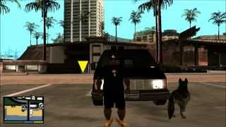 "MisteriX. - Grand Theft Auto San Andreas ""CJ Ghost Mom, Nessie, Radioactive Truth"" (Odcinek 19) [HD]"