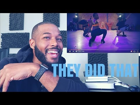 "Rihanna - ""Pour It Up""   Nicole Kirkland Choreography (Reaction)"