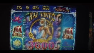 KING NEPTUN slot machine bonus