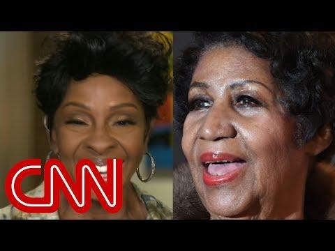 Gladys Knight and Smokey Robinson remember Aretha Franklin