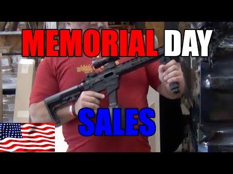 Memorial Day Weekend Deals (FX-9, M14, BM-59, +MORE!)