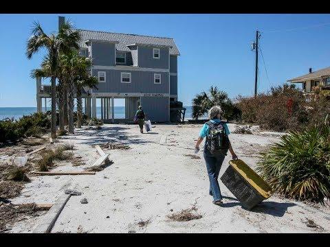 Pilgrimage for homeowners along Cape San Blas