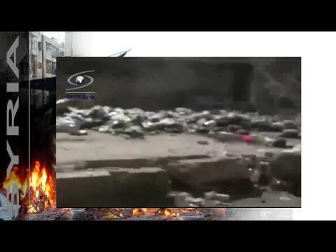 news   20140203   Assad helicopters continue barrel bombing Aleppo City