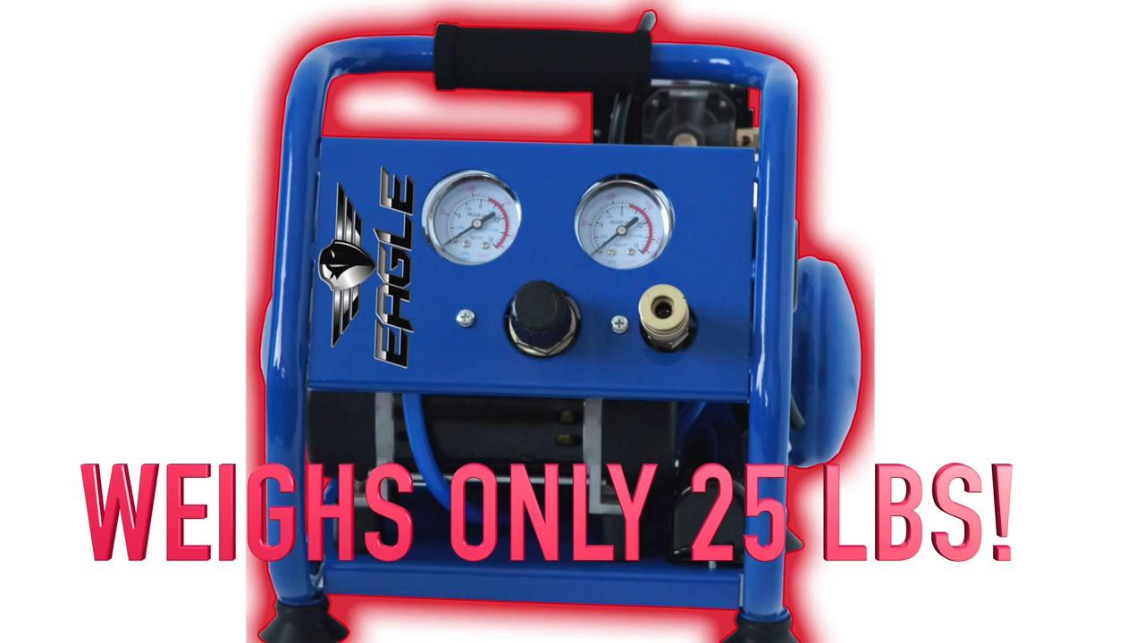 75 Gallon Top T Air Compressor
