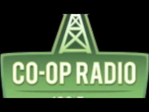 Jamie Taras Interview - Vancouver Coop Radio 100.5FM