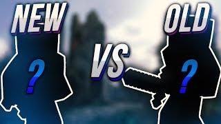 Minecraft PvP - NEW PAINTRAINER VS OLD PAINTRAINER!! ( Arcane Practice )