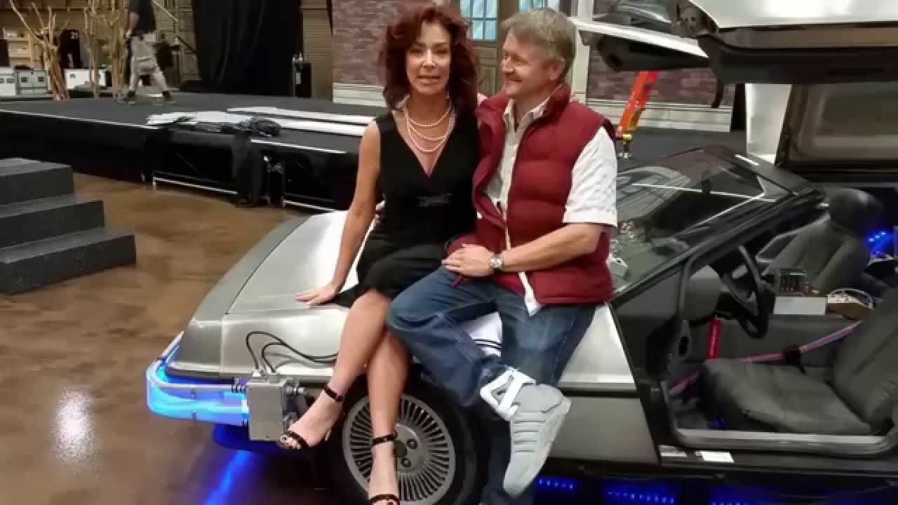 Watch Claudia Wells video