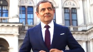 Johnny English Strikes Again | Trailer | Mr Bean Official