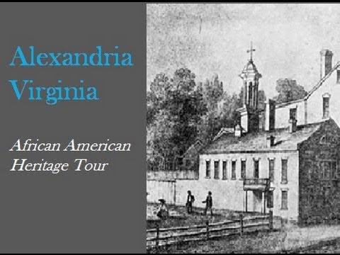 Kadidid - Alexandria, VA Freedom House tie to '12 Years A Slave'