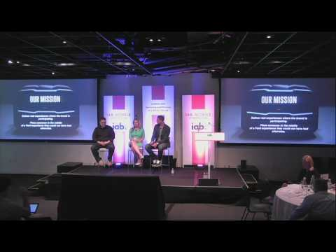 Dustin Callif, Tool of NA, and Lisa Schoder, Ford, on how VR can help brands reach new audiences