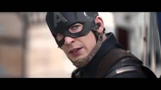 Первый мститель: Противостояние (2016) . Русский трейлер #2 . фантастика боевик триллер