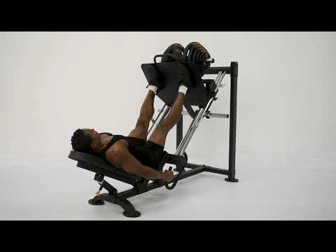 Powertec Leg Press