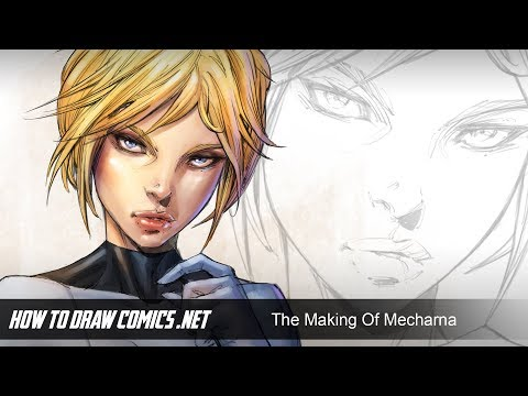 The Making Of Mecharna