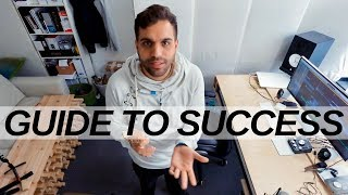 BASIC GUIDE TO SUCCESS AS A MUSIC PRODUCER