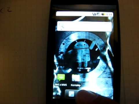 LG GW620 - OpenEtna Android 2.2