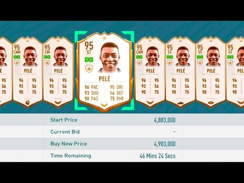 FIFA 20 GLITCH: How To Get PELE For FREE (Unlimited Coins) *Working*