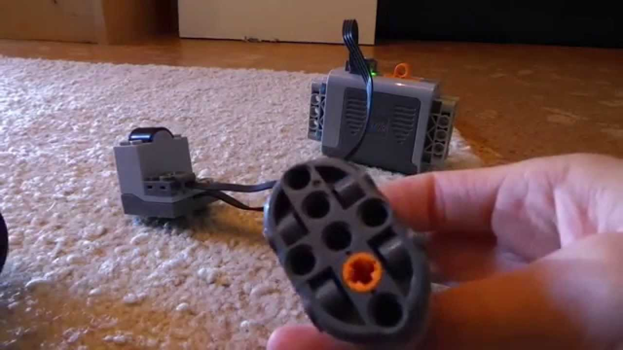 Lego Servomotor Reparieren Tutorial Youtube