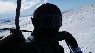 Erciyes kayak merkezi Tekir kapı Zümrüt kayak pisti tanıtımı yeni sezon 2018