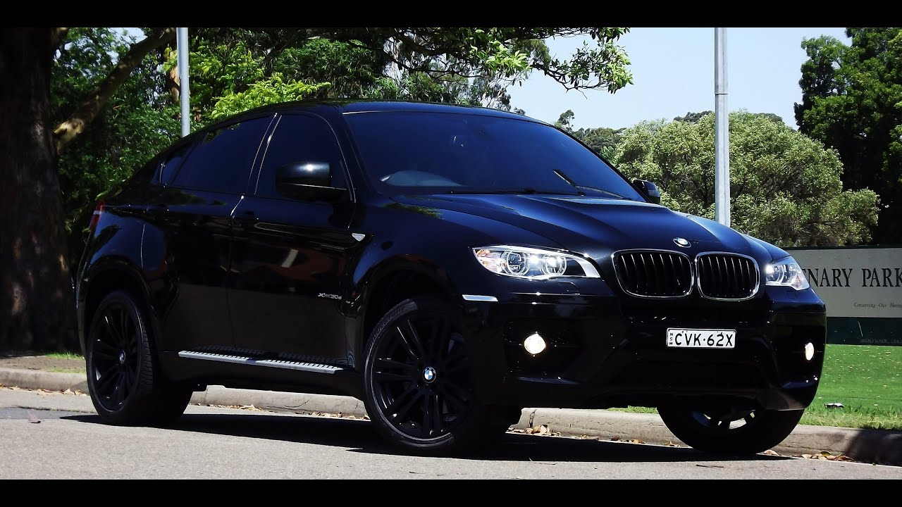 2014 Bmw X6 Lci Xdrive 30d M Sport Plus Auto 97 888 Youtube