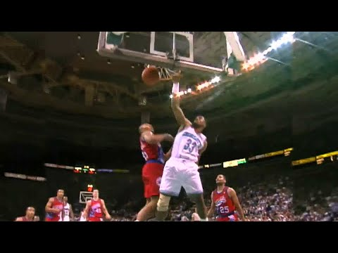 Alonzo Mourning - Hornets Highlights & Teammate Memories