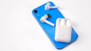 Download AirPods от Xiaomi с активным шумодавом... Mp3 and Videos